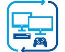 Обмен старых приставок на комплект с игровой консолью GS GAMEKIT (система на 2ТВ) за 10 899 рублей.